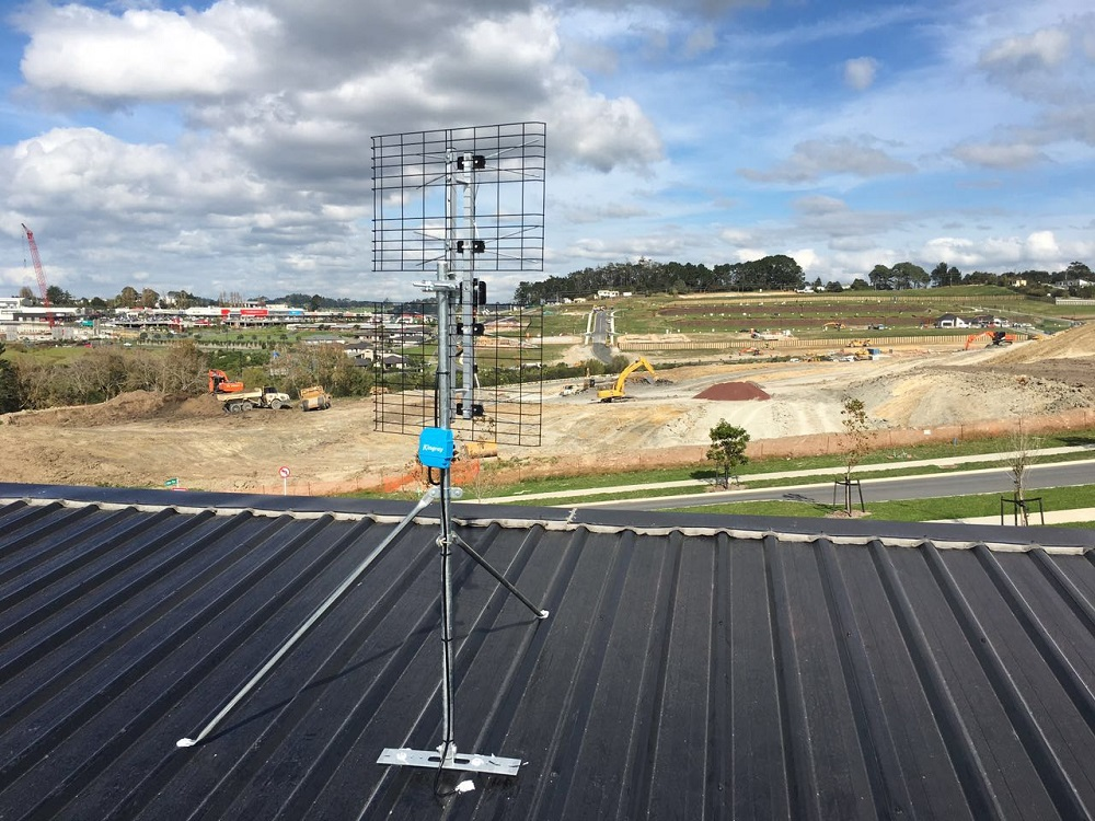 Silverdale Uhf Aerial Installation